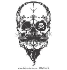 34 Best Viking Skull Art Images In 2018 Drawings Viking Tattoos