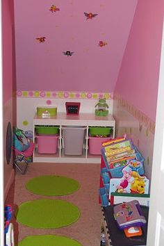 Under the stairs closet playroom. Doing this right after Christmas for my kids. Can't wait