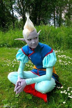 Supreme Kai from Dragon Ball Z #dbz #dragonballz #cosplay