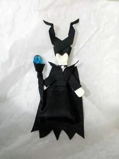 Maleficent ribbon sculpture bow                                                                                                                                                      More