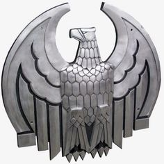 Art Deco Eagle from the Chase National Bank in New York. circa 1930 I want this on my wall.