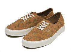 #Vans Authentic Decon CA Floral #sneakers