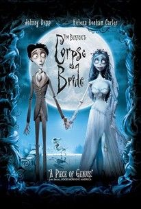 Tim Burton's Corpse Bride(2005) - Rotten Tomatoes