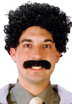Borat™+Wig+and+Moustache+Kit+-+Celebrity+Wigs+at+Escapade™+UK+-+Escapade+Fancy+Dress+on+Twitter:+@Escapade_UK