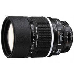Nikon AF 135mm f2D DC (defocus control) Lenses