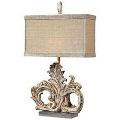 Dimond Springfield Presidente Table Lamp