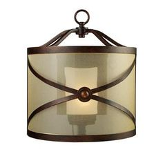 Check out the Elk Lighting 14050-1 Cumberland 1 Light Sconce in Classic Bronze priced at $222.00 at Homeclick.com.