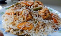 Mix Vegetable Biryani   Easy Homemade Biryani Recipe