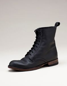 Boondonckers boots by V Avenue Shoe Repair.