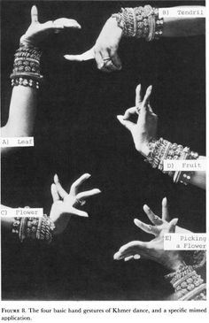 In order to convey the meaning of what a dancer is performing, hand gestures or Mudras are a significant complement to facial expressions/abhinaya. However, there are also Nritya Mudras, that are employed for the sake of beauty and decorative purposes while performing Nritya/dance. So vast are the hand gestures that it covers almost all the aspects of human life and the entire universe. Some are performed with a single hand while some may require the use of both hands.