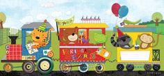 Holli Conger-childrens illustrator