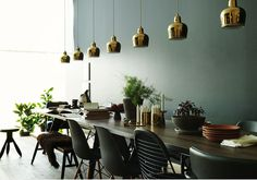 Love it ! Styled by Suzanne Stankus for Studioilse . The Vitra House