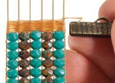 loom weaving tutorials