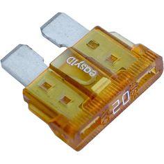 Blue Sea 5296 easyID ATC Fuse - 20 Amp