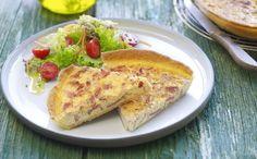 """""""Quiche Lorraine Clásica"""" en Nestlé Cocina #recetas #nestlecocina #menuplanner #cocina"""