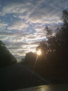 Beautiful Monday Morning