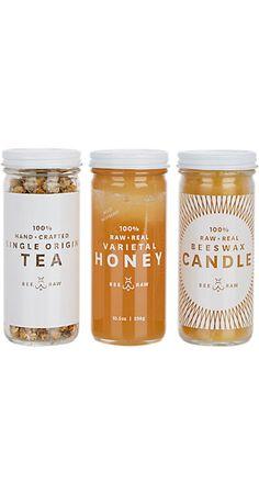 "Bee Raw Honey ""Goodnight, Honey"" Gift Set -  - Barneys.com"