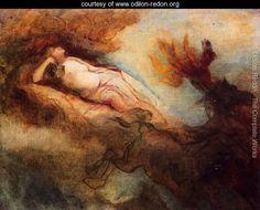 Aurora - Odilon Redon