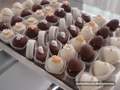 sitni kolaci Cooking Cake, Cooking Recipes, Eid Cake, Wedding Cake Cookies, Kolaci I Torte, Truffle Recipe, Sweet And Salty, Homemade Cakes, Christmas Baking