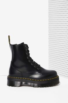Dr. Martens Jadon 8-Eye Leather Boot