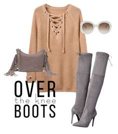 """""""boots"""" by masayuki4499 ❤ liked on Polyvore featuring GUESS, Gucci and MICHAEL Michael Kors"""