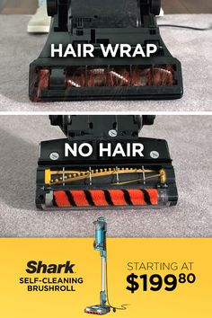 Long Hair or Pet Hair— the Shark® Self-Cleaning Brushroll Handles it with NO Hair Wrap. 🌸 Organic Vaginal Cleanse – The revitalizing st Household Cleaning Tips, House Cleaning Tips, Diy Cleaning Products, Cleaning Solutions, Spring Cleaning, Cleaning Hacks, Grill Cleaning, Home Hacks, Organization Hacks