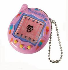 """I know that I was NOT alone in being obsessed with Tamagotchis. We all had at least one. Some kids went overboard and had like, 10 attached to their backpacks or key chains full of them. I only had one at a time because I wanted to be sure that I could really love it. I didn't have real pets growing up so I got pretty attached to these things."" - Tatti Robeiro"