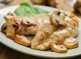 Nestlé Good Feeling - Chicken in Mushroom Sauce