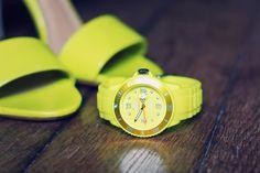 Neon Watch : Ice Watch