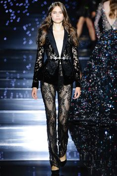 I would wear this to work in a heartbeat.  Zuhair Murad Fall 2015 Couture - Collection - Gallery - Style.com