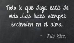 Fito Páez Ana Belen