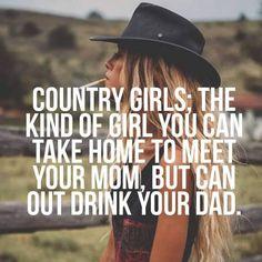 Crazy Ass Country Girl