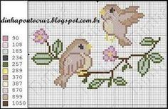 blog sobre ponto cruz e artesanatos.