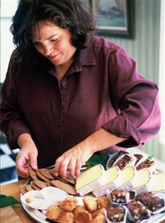 Barefoot in paris on pinterest barefoot contessa Ina garten appetizer platter