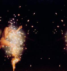 Ryan McGinley fireworks