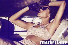 Eva Mendes | Marie Claire.