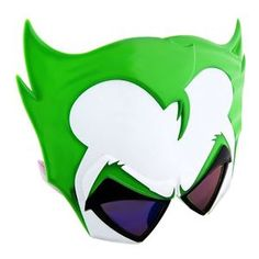 The Joker Sunglasses - 344394 | trendyhalloween.com