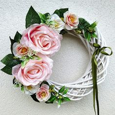 Summer Wreath, Floral Wreath, Birds, Wreaths, Decor, Crowns, Crafting, Floral Crown, Decoration