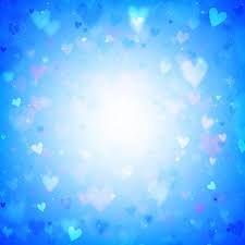 Resultado de imagem para imagens - abstract azul com corações