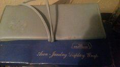 Vintage Avon Jewelry Wrap 14K Gold Filled $8 in original box