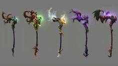 MMO-Champion - Resto Druid Artifact Weapon for Legion