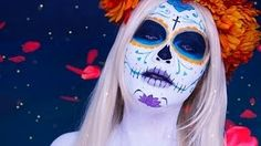 MichellePhan.com Sugar Skull Video - love the eyes in this one!! She makes it look so easy!