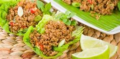 Thai Laab Salad