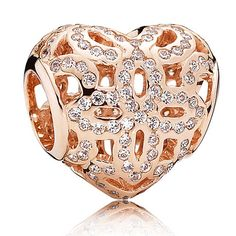 Pandora Rose charms LOve and APPRECIATION