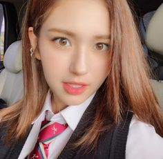 """""""TBL: """"Somi going to take this year's college entrance exam on November """"Somi, who is now a third-year student at hanlim high school, will take the 2020 college entrance exam on November said the staff of THEBLACKLABEL. Jeon Somi, Kpop Girl Groups, Kpop Girls, Mt Lady, Im Nayoung, Jung Chaeyeon, K Idols, South Korean Girls, Asian Boys"""