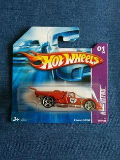 Hot Wheels Ferrari. Ferrari 512M . 1:64 in Modellbau, Auto- &…