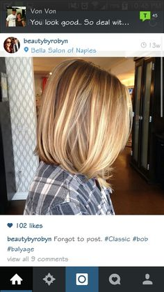 Love the color!  Maybe the cut.