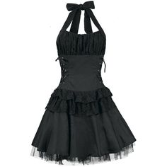 Luv simple black dress would look great on bridesmaids with Lacey black boots! Black Gothic Dress, Gothic Lolita Dress, Goth Dress, Lolita Style, Dress Black, Fashion Mode, Look Fashion, Mode Steampunk, Steampunk Design