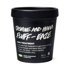 Jasmine & Henna Fluff Eaze Hair Treatment | Hair Treatments | LUSH Cosmetics