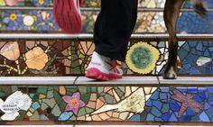 Tiled Steps of San Francisco